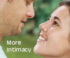 More intimacy in relationship with tantra