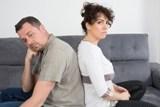 Unhappy men and women